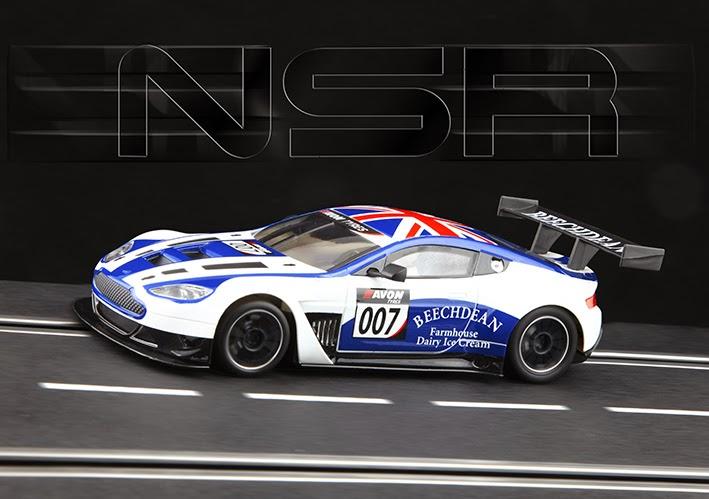 NSR Aston Martin Vantage 01